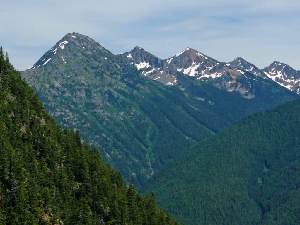 Majestic Mountain