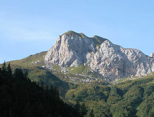 Hochalpl / Monte Oregone