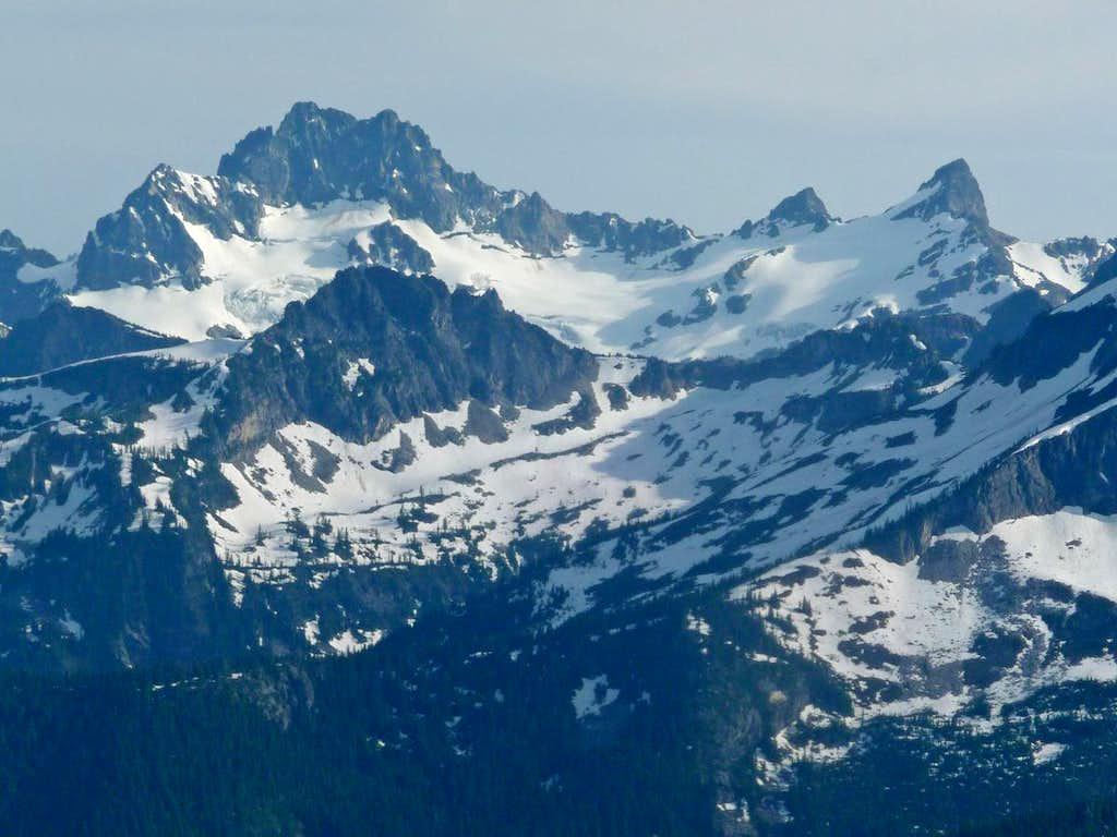 Kimtah and Cosho Peak
