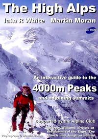 High Alps mapping CD Rom \