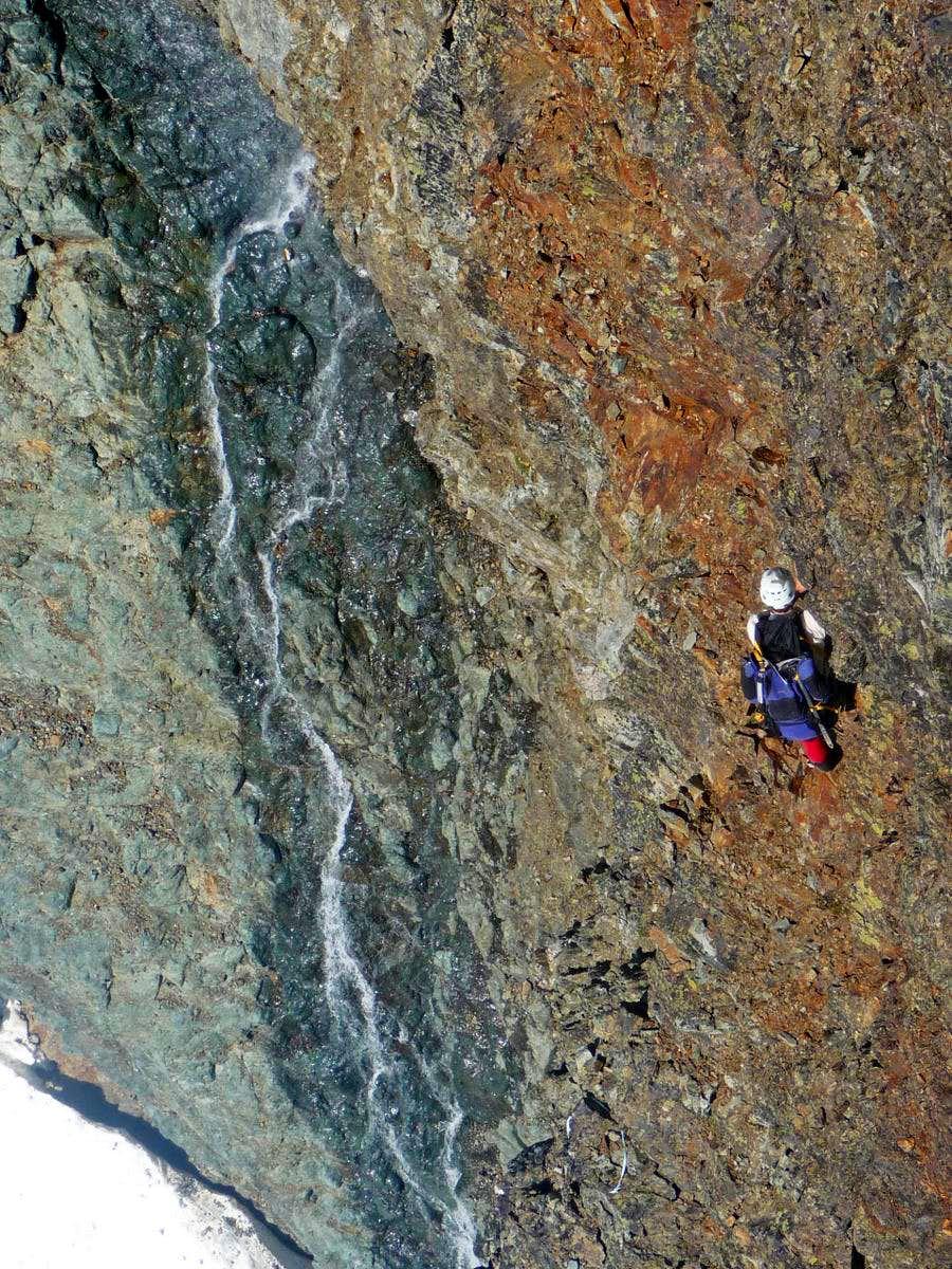 Yem Climbing Across