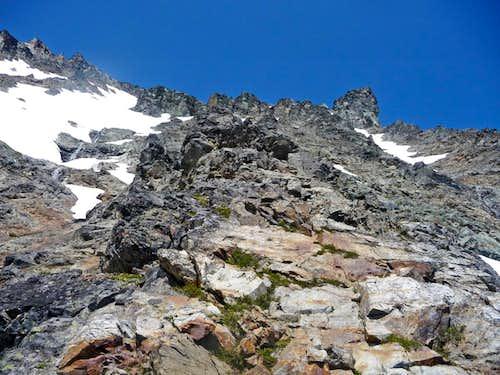 The Ridge Up