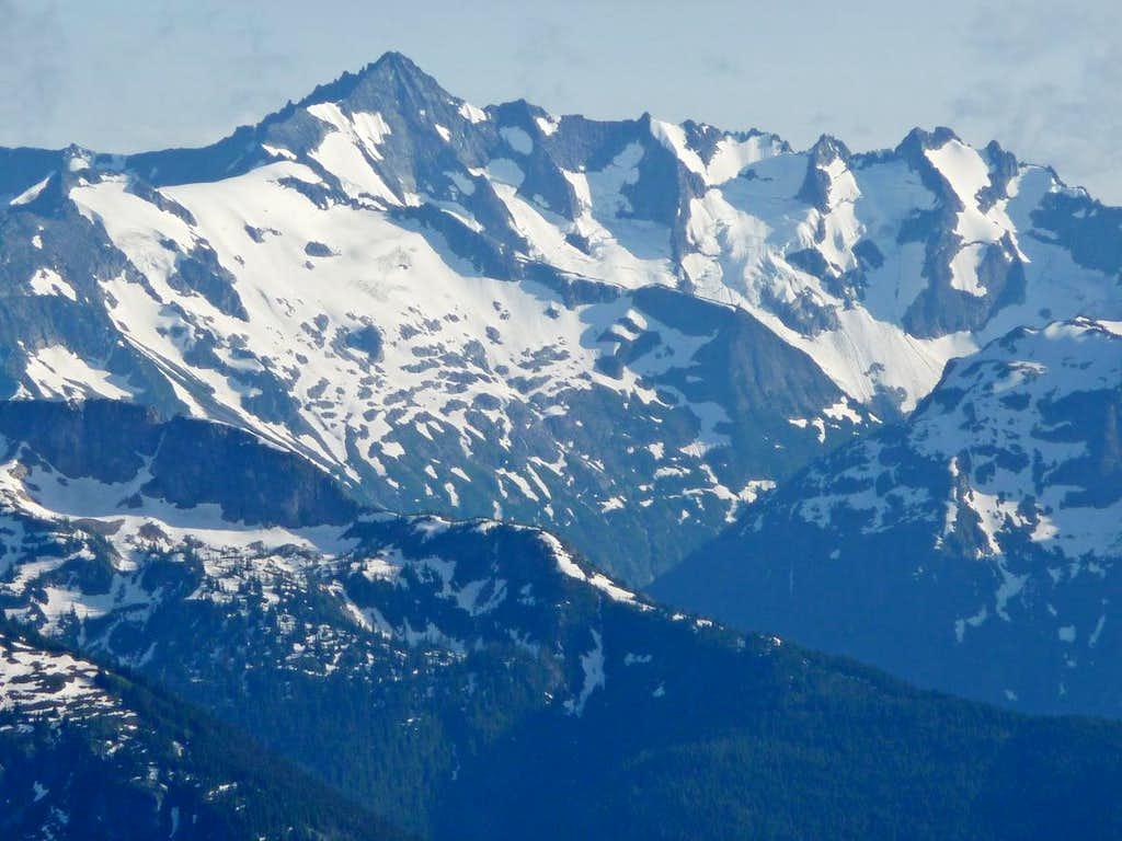 Forbidden Peak Cleared Up