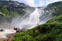 Farin Ruwa waterfall, Jos Plateau, Nigeria