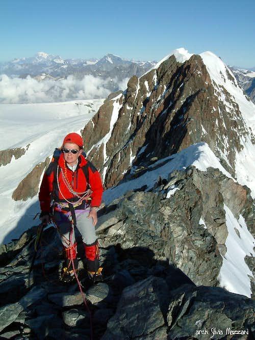 Eastern Breithorn summit