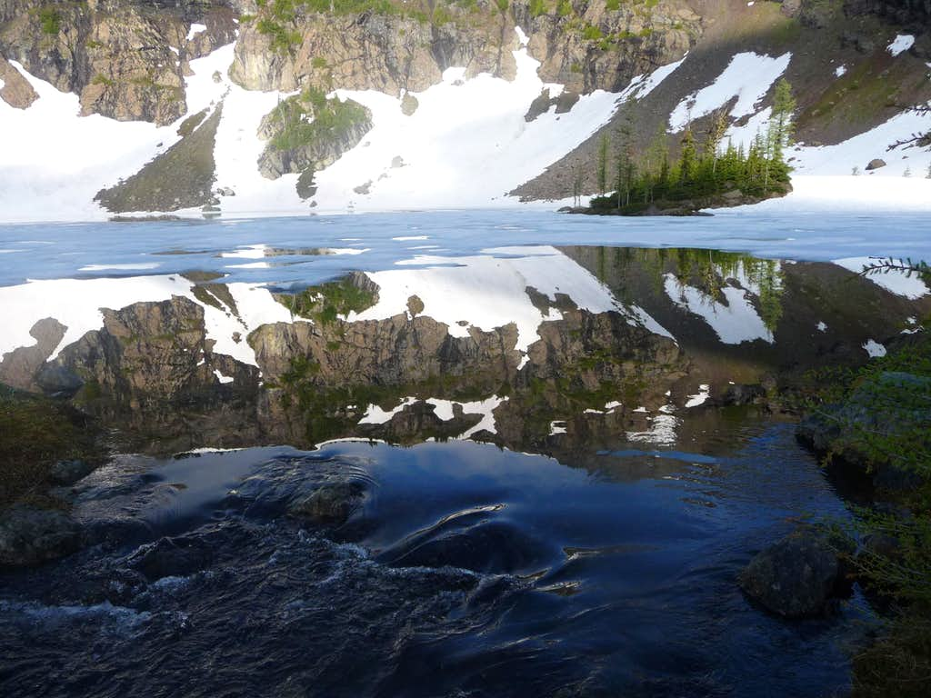 Reflections on Jerry Lakes