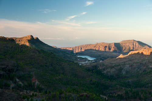 Morro de la Hierba de Huerto and Montaña de Tauro