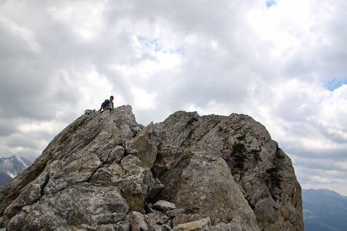 Ridge of Foratata Occidental