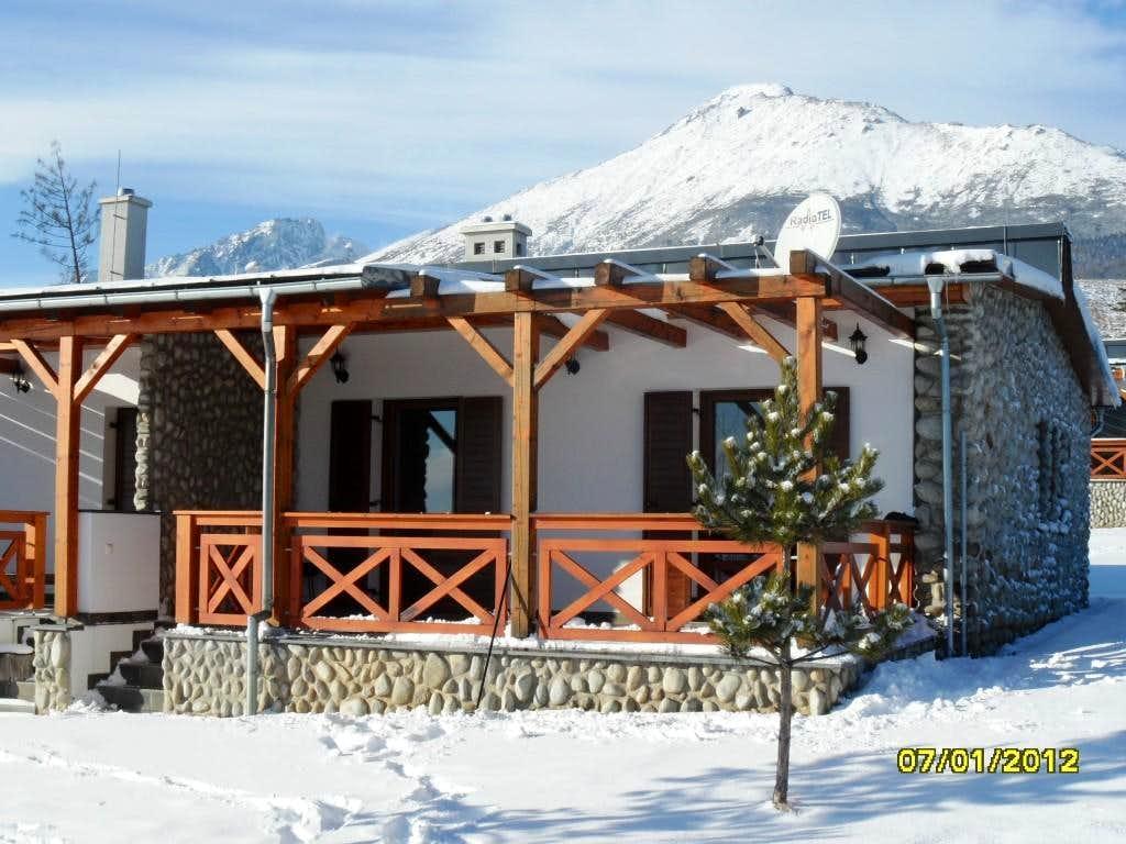 Apartament Smoczy Szczyt (Draci stit,Dragon's Peak, Drache Spitze)