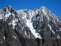Benign Peak's South Face