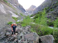 Eklutna River Valley