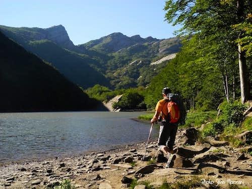 Lower Twin Lake (Lago Gemio Inferiore)