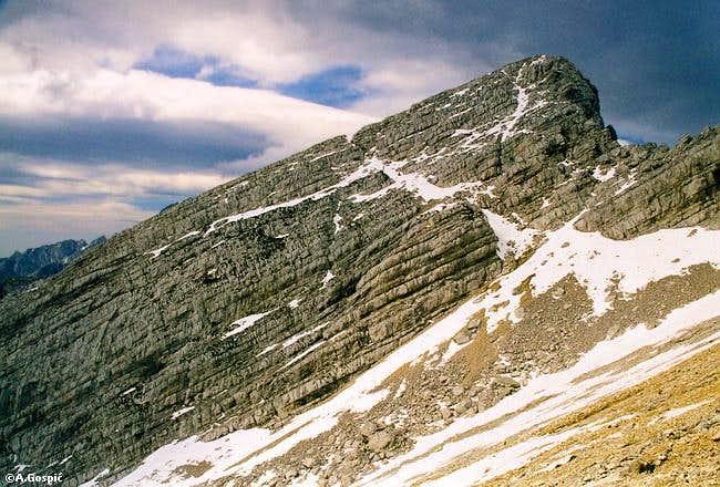 Velika Mojstrovka (2366m) is...