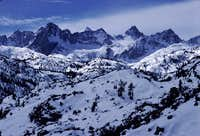 High Sierra in February