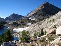 Peak 11,272 & Cove Lake