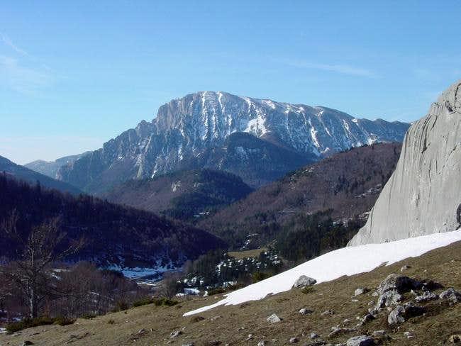 Ezkaurre from Paso del Caballo