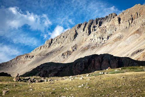 Dyer's West Ridge