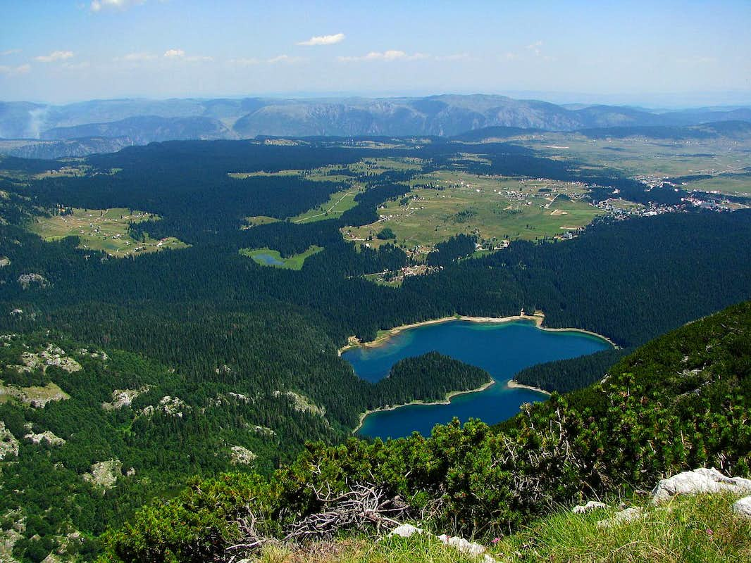 Durmitor, Black lake