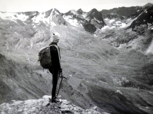 From Tersiva to Miserino's Basin and Lochs 1974