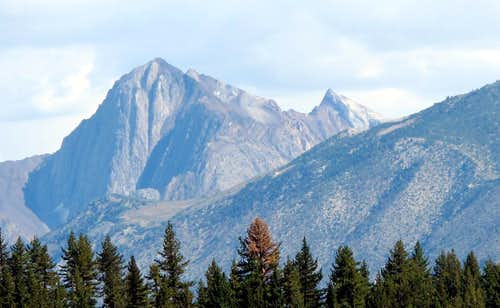 Mount Baldwin