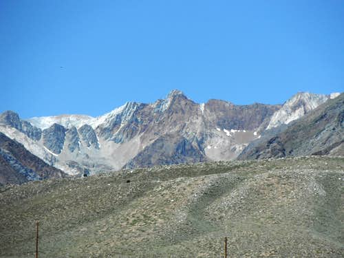 Baldwin east face