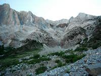 Laurel northeast gully