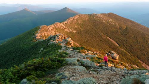 The Franconia Ridge Traverse