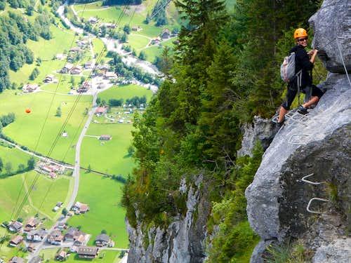 One Happy Climber