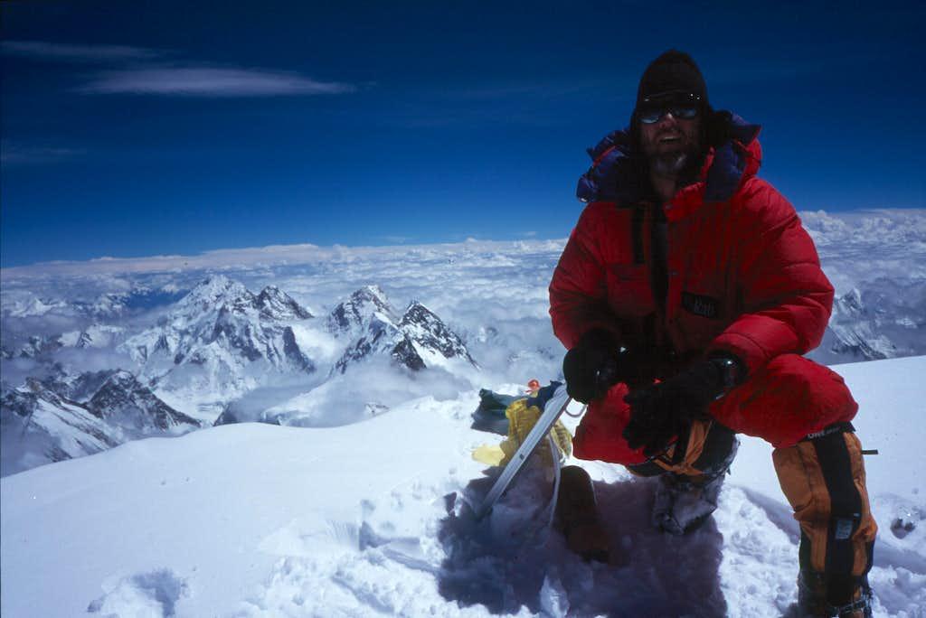 K2 Summit (7/30/2000)