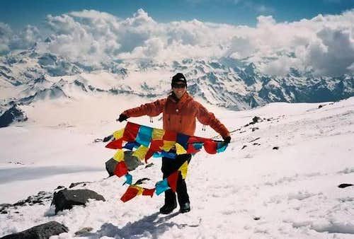 Elbrus Summits of Hope Climb