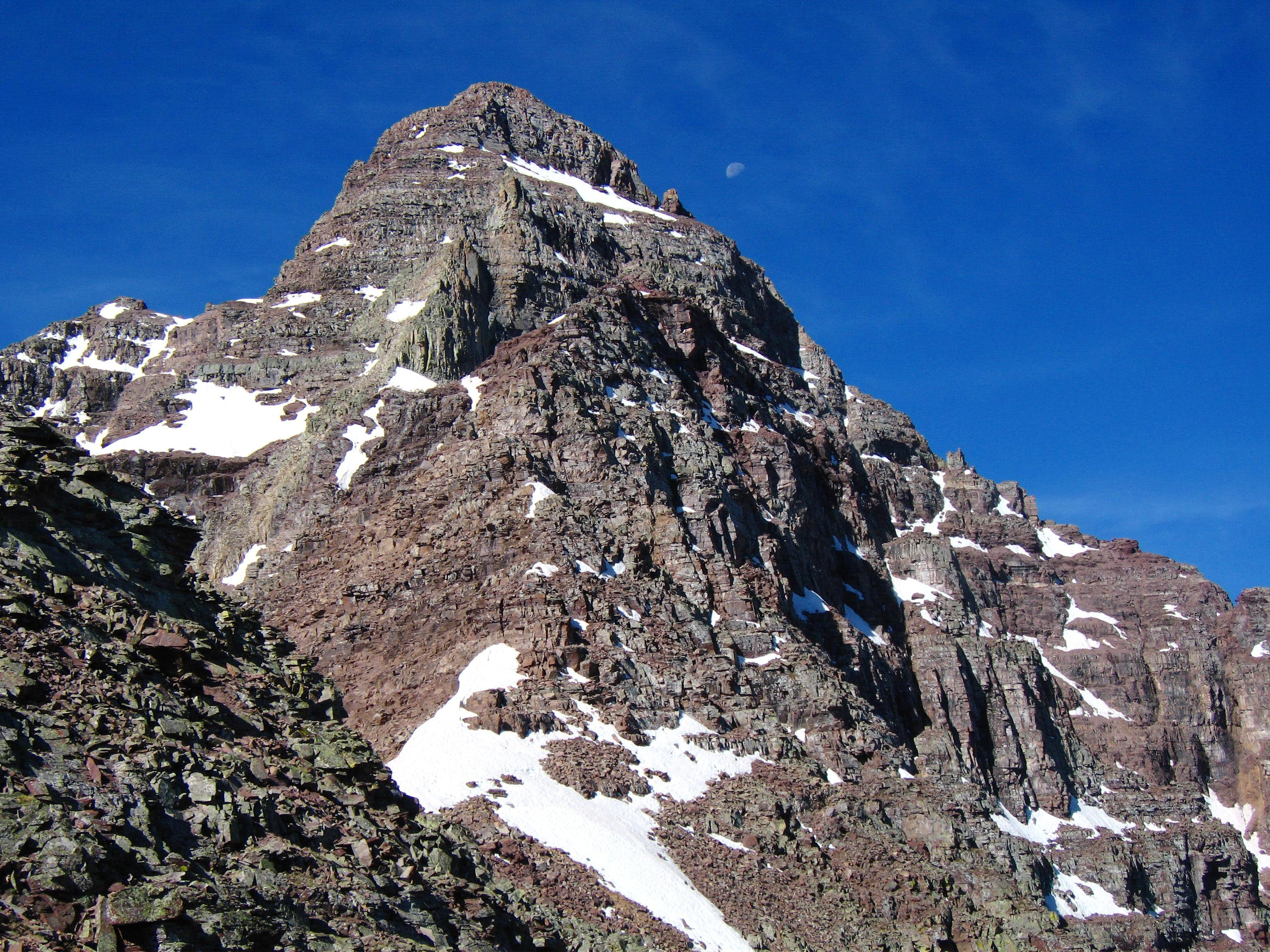 Maroon Bells and Pyramids June 2012