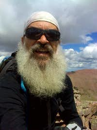 Me on South Porcupine Summit