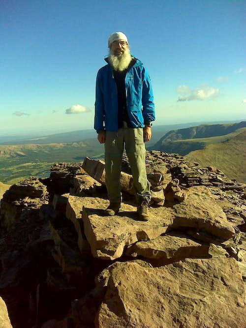 Me on King's Peak
