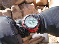 My old suunto vector...