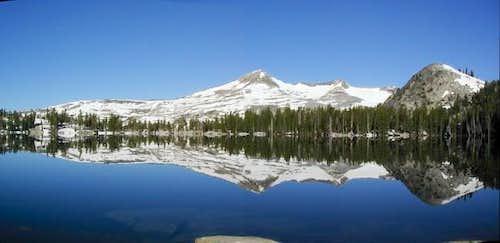 Panaramic View from Lake of...