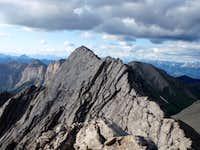North Summit of Indian Head Mtn.