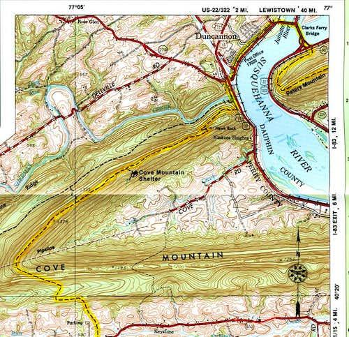 Appalachian Trail (South)
