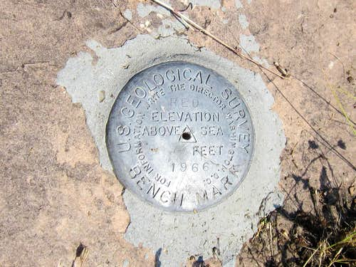 Red Ridge central benchmark
