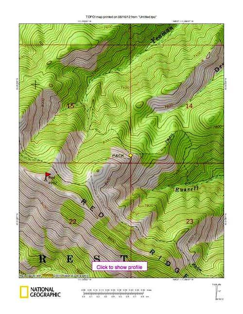 Red Ridge Mountain (ID)
