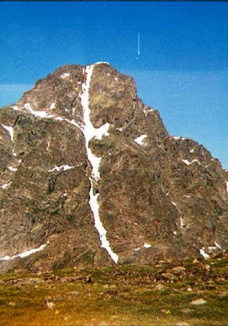 Mount of the Holy Cross from...