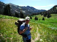 Ben at Bear Basin