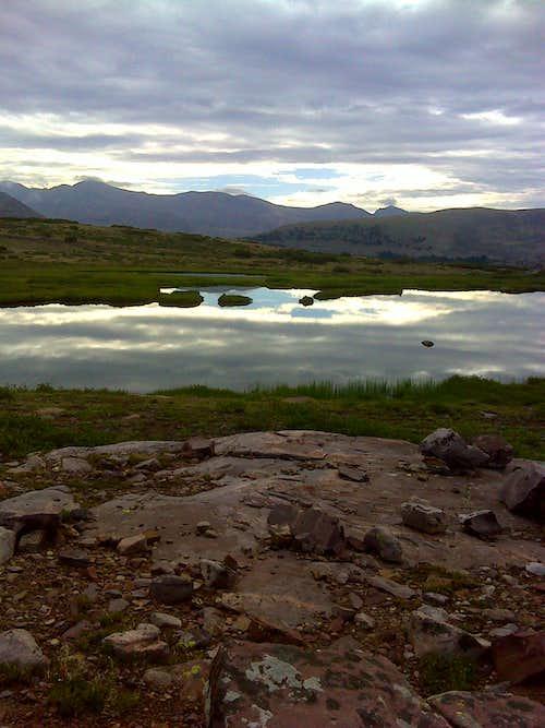 Garfield Basin with Sidetrip to Kings Peak