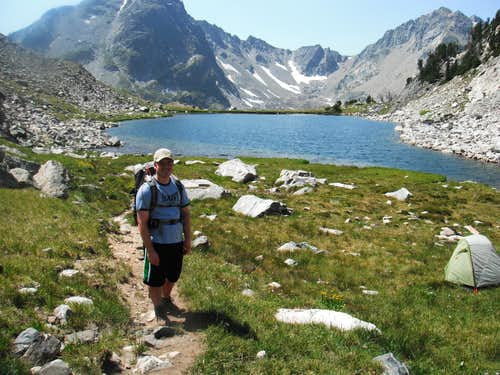Gallatin Peak via Bear Basin