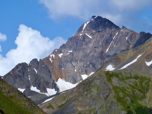 Bird Peak in August