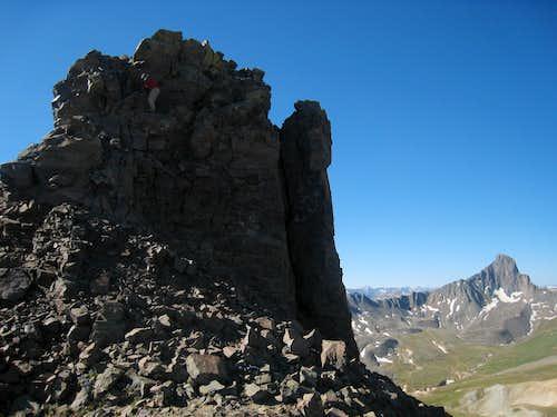 El Punto Peak 13,300'