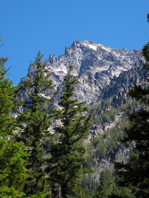 Mount Stuart Summit Block