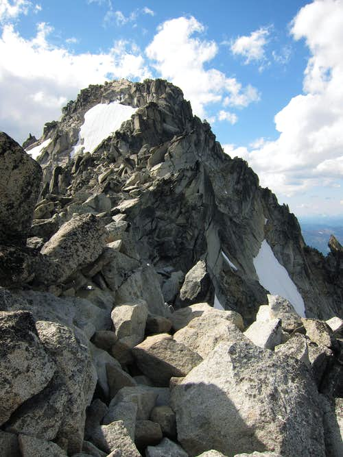 Mount Stuart - Summit Ridge