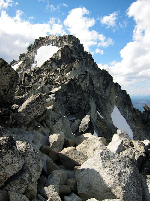Mount Stuart - Summit Ridge