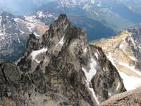 West Horn of Mount Stuart