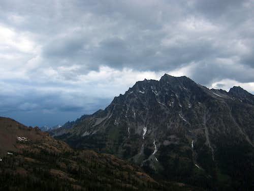 Stormy Mount Stuart